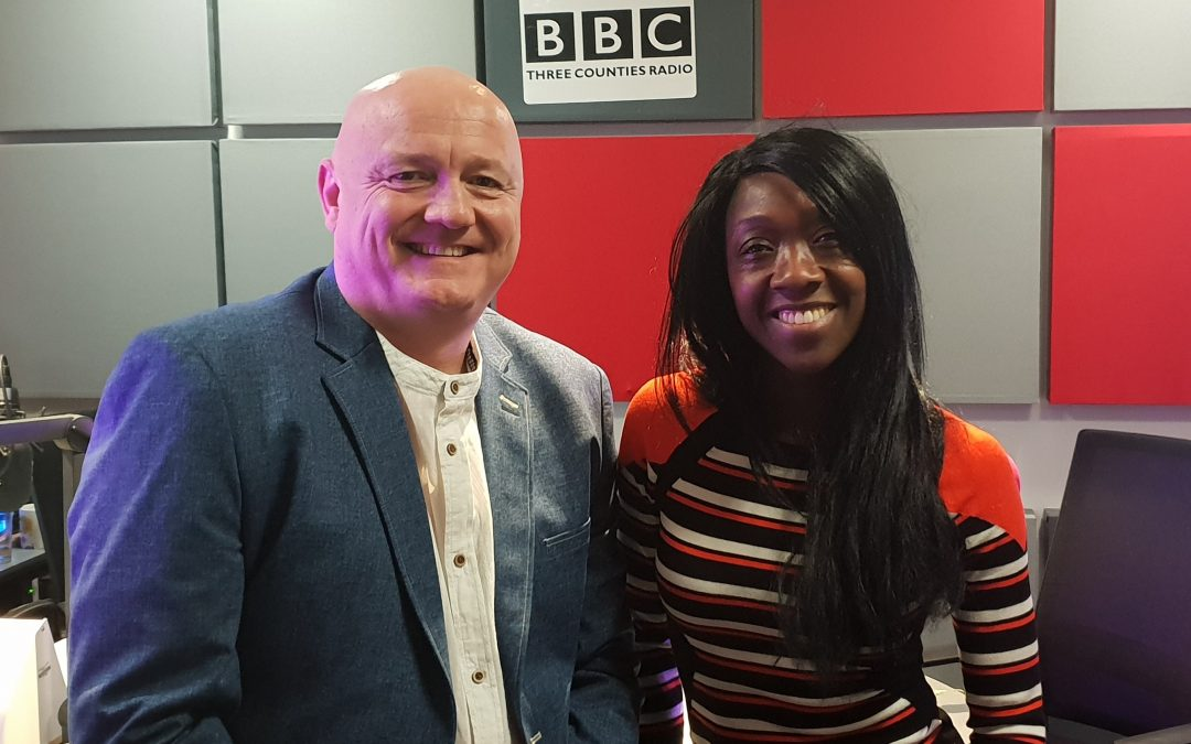 Podcast – Marcus Thomlinson and Nana Akua on the BBC